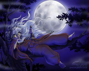 ইনুয়াসা full moon