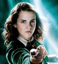 hermione granger she is the best at that sort of thing she'll help bạn out