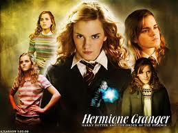Hermione ALL THE WAY.every time.