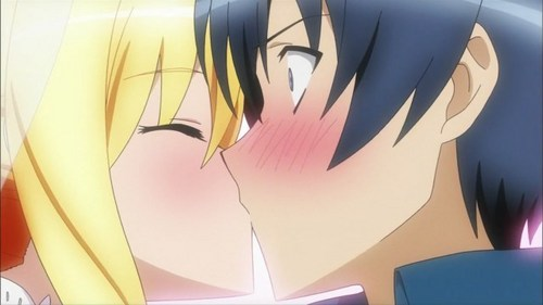 mio kiss tarou...this pic is from MM!