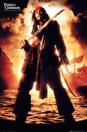 i like Jack Sparrow: [to Weatherby Swann] I think we&#39;ve all arrived at a very special place. Spiritually, ecumenically, grammatically.  Jack Sparrow: I want you to know that I was rooting for you. Know that.   [to Commodore Norrington]  Jack Sparrow: Elizabeth... it would never have worked between us darling. I&#39;m sorry... Will... nice hat. Friends... This is the day that you will ALWAYS remember as the day that you...   [backs up and trips over ledge] and: Mr. Gibbs: Then, on the fourth day, he roped himself a couple of sea turtles, lashed &#39;em together and made a raft.  Will Turner: He roped a couple of sea turtles.  Mr. Gibbs: Aye. Sea turtles.  Will Turner: What did he use for rope?  Jack Sparrow: [from beside them] Human hair.   [pause]  Jack Sparrow: From my back. and: Will Turner: You cheated.  Jack Sparrow: Pirate. and: Jack Sparrow: The only rules that really matter are these: what a man can do and what a man can&#39;t do. For instance, you can accept that your father was a pirate and a good man or you can&#39;t. But pirate is in your blood, boy, so you&#39;ll have to square with that some day. And me, for example, I can let you drown, but I can&#39;t bring this ship into Tortuga all by me onesies, savvy? So, can you sail under the command of a pirate, or can you not?  but actually i love everything he says :D <3