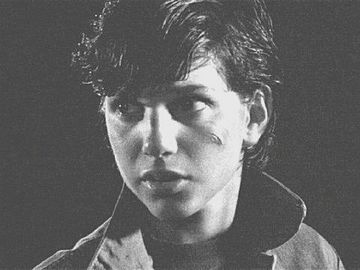 Ralph Macchio. No প্রশ্ন about it. I think he's the best in The Outsiders. Very sexy. Isn't he?