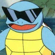 Only pokemon ^^; i always loved squirtle!