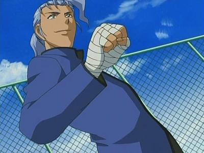 "well, I can't post ALL of them... ^_^"" haha but this is one I'd never forget about: Takeda Ikki from Shijou Saikyo no Deshi Kenichi <3 he's so badass, but so sweet! ^///^"