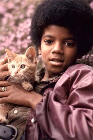 What's anda favorit picture of little Michael?