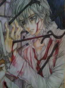 Zero Kiryu<3 from Vampire Knight