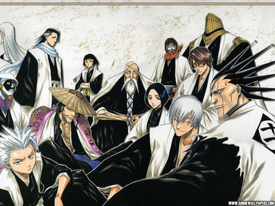 Just an opinion. It would be Bleach for me.. I just don't get it. Sorry bleach fans..