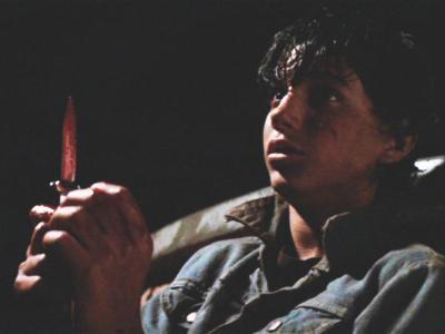 Ralph Macchio as Johnny Cade. I don't know how many.