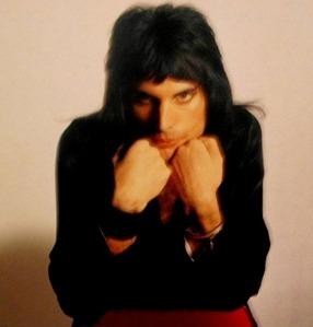 Freddie Mercury :)