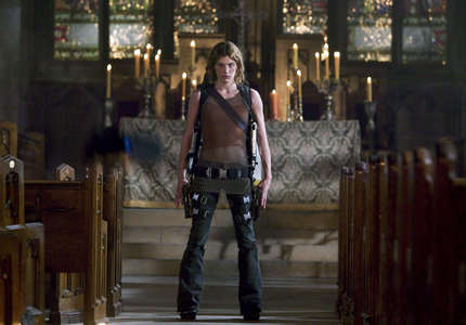 Alice from the 'Resident Evil' Film series