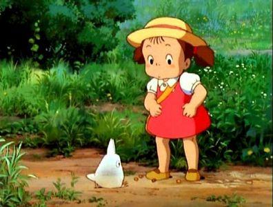 Movie: My Neighbor Totoro Character: Mei Kusakabe