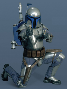 Jango Fett! :) I also amor Boba Fett and Han Solo.