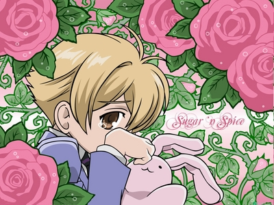 Honey Sempai From Ouran Highschool Host Club! Isn't he just the cutest?