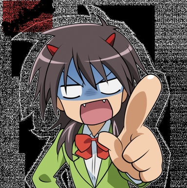 misaki i hate her soo much she is no.1 on my listahan for the most character i hate....