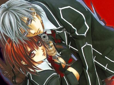Yuki and Zero.