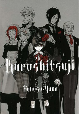 you should try a manga, i recommend the Manga called Kuroshitsuji.