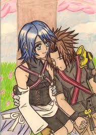 Terra and Aqua. They showed más chemistry and are just better looking together.