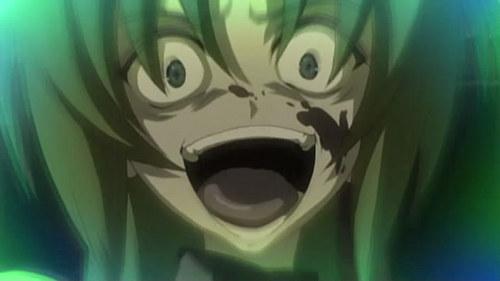 Shion...Wait, no. She's not badass. She's fucking scary. omo
