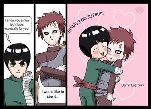 Post of an anime boy blushing !!! - Anime Answers - Fanpop Gaara Blushing