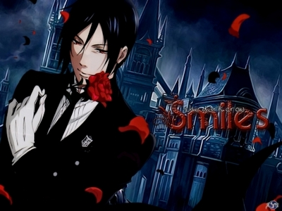 first off who doesn't have an Anime crush??? what has two thumbs and loves Sebastian Michaelis??? this girl!!!