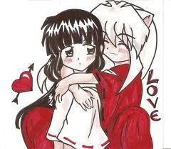 Don't hate me but this is my opinion. I never really like kagome, I'm pro kikyoxinuyasha :D