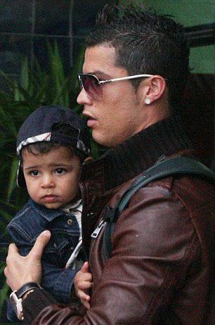 Cristiano Ronaldo 4 sure n ummm...Cristiano Ronaldo jr(my future husband n son)! lol