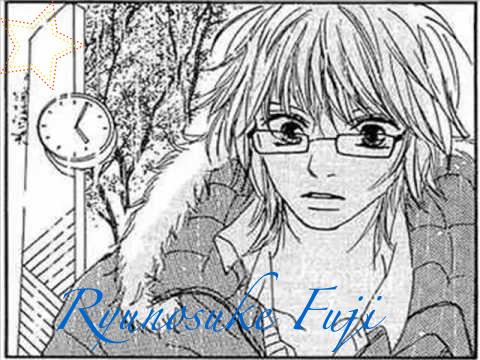 Yes! I have like 4 Even though i don't like নারুত anymore I still love: Sasuke & Itachi, and কাকাসি I really প্রণয় <b> Ryunosuke Fuji</b> From B.o.d.y. <3 So cute in his glasses