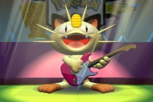 When people ask these a Meowth has to play electric guitar... DAMNN wewe PEOPLE WHO ASK THESE QUESTIONS!!!! (Sorry about the nyara abuse)
