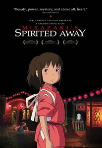 One of my all time preferito Film ever. Spirited Away. :) That and Howl's Moving Castle!