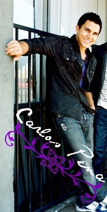 """(Real Him) CARLOS <3 He's so Adorable, and likes to play be the rules! Thats a turn on for me :) I don't like """"Bad Boys"""" :\"""