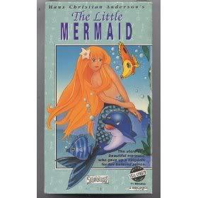 Mine was the 1975 anime version of The Little Mermaid on video!