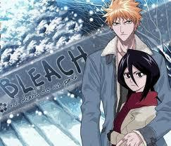pretty sure it was pokemon but like others said, i was like five any after that im certain it was bleach, actually it was when Ichigo and Rukia were having a tender moment after he rescued her