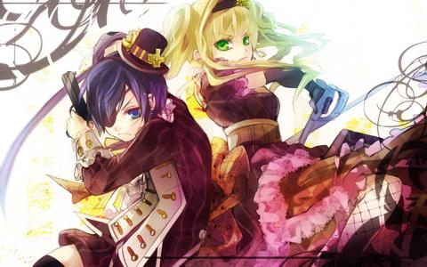 Ciel & Elizabeth......