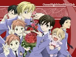 Ouran High School Host Club!