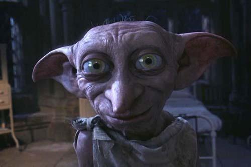 bahagian, atas favs: Dumbledore, Hermione, Dobby, Snape, Mad Eye Least favs: Malfoy family, Umbridge