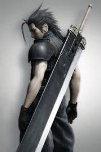 Zack from Final Fantasy!!!! द्वारा far!
