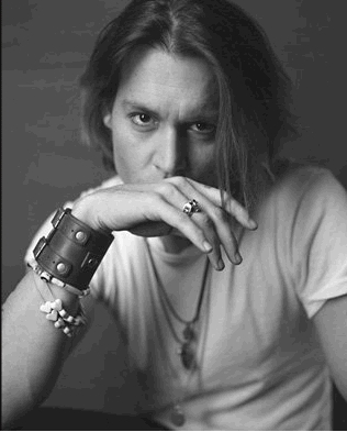 Johnny Depp his eyes are so beautiful!! <3