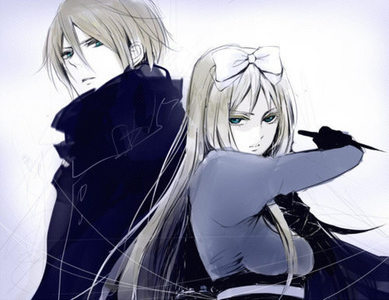 Belarus and her male version~