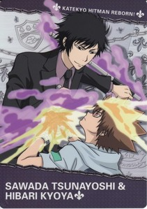 Tsuna vs TYL Hibari ( Katekyo Hitman Reborn! )