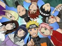 this one is mine naruto chracters