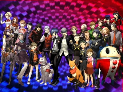 The persona 3 & 4 Team !! And 更多 I was going to post natsu and gray but there's just too much soo i 发布 this ^^ XD But i haven't 发布 them fighting srry !! But this pic is actuall persona 3 vs persona 4 :D and they all are hot XD Plz accept !!