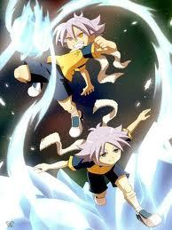Shawn and Aiden Frost from Inazuma 11