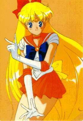 Sailor Venus.