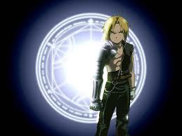 Edward from FMA. Bad ass isn't it. Check out the backround and his outfit XD