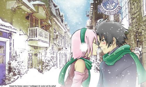 Sasusaku... again...:D
