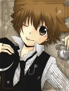 One of my most प्रिय characters, Sawada Tsunayoshi from Katekyo Hitman Reborn