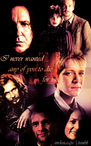 """Mine are all from Deathly Hallows BTW x Harry Potter: [to James, Lily, Sirus and Remus] I never wanted any of wewe to die for me. :'( That scene broke my moyo Harry Potter: Why are wewe here, all of you? Lily Potter: We never left. Lord Voldemort: """"Why do wewe live?"""" Harry Potter: """"Because I have something worth living for."""" Harry Potter: [to Snape] How dare wewe stand where he stood! Tell them how it happened that night. How wewe looked him in the eye, a man who trusted you, and killed him. Harry: """"Come on, Tom, let's finish this the way we started it…together!"""" Harry Potter: Does it hurt to die? Sirius Black: Quicker then falling asleep. Albus Severus Potter: Dad, what if I'm in Slytherin? Harry Potter: Albus Severus Potter, wewe were named after two headmasters of Hogwarts one of them was a Slytherin and he was the bravest man I ever knew."""