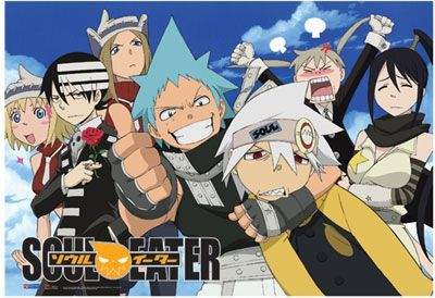 Soul Eater have the best hairstyles