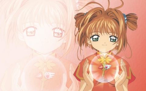 The first anime i watched is cardcaptors.I loved it! There was even a mutual connection between us. Both the manga for ccs and my life began in 1996. Sakura is still my most favourite anime character..