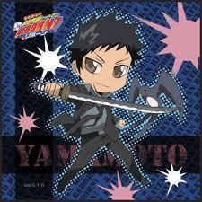 Yamamoto Takeshi from KHR!
